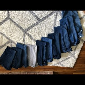 Lot of 10 Children's place boy skinny jean size 10
